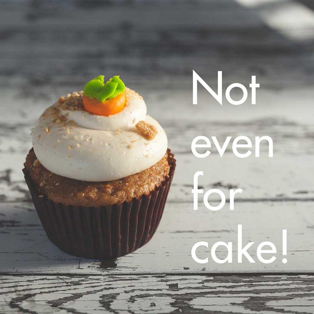 disclosure third parties cake